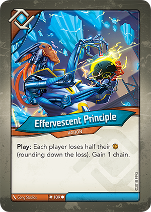 Card image for Effervescent Principle