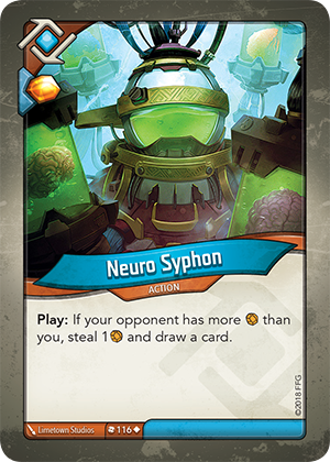 Card image for Neuro Syphon