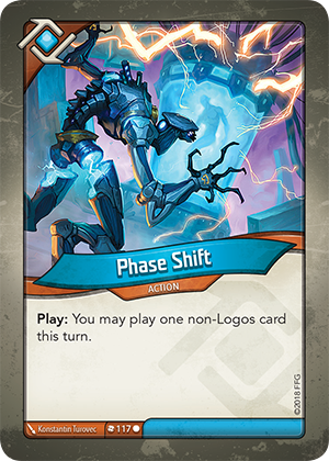 Card image for Phase Shift