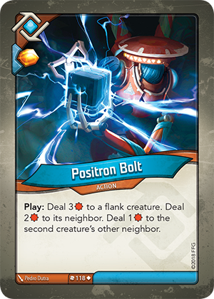 Card image for Positron Bolt