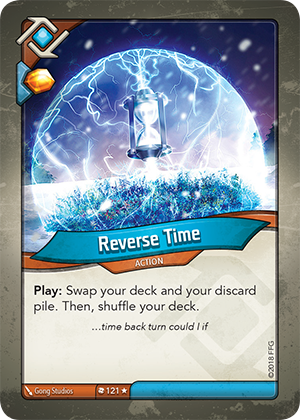 Card image for Reverse Time