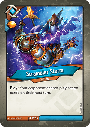 Card image for Scrambler Storm