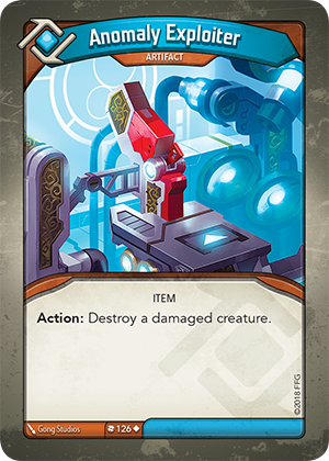 Card image for Anomaly Exploiter