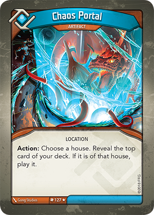 Card image for Chaos Portal