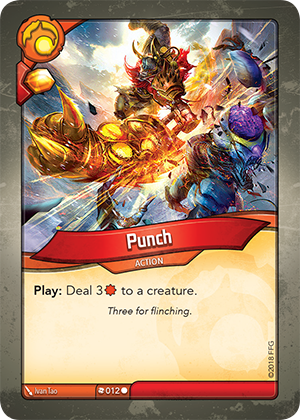 Card image for Punch
