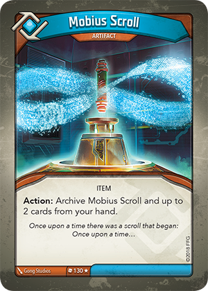 Card image for Mobius Scroll