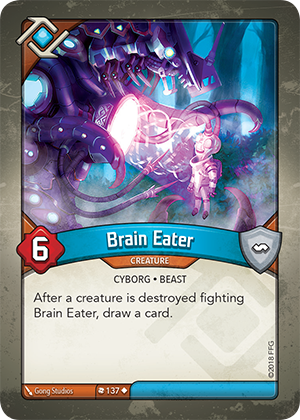 Card image for Brain Eater