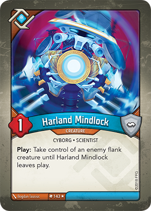 Card image for Harland Mindlock