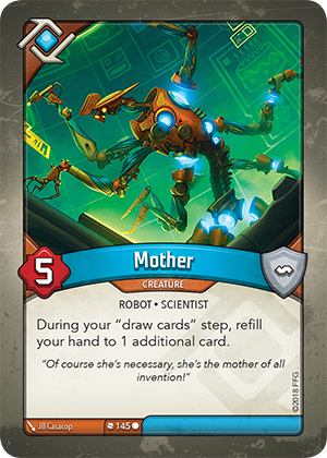 Mother | Keyforge Compendium