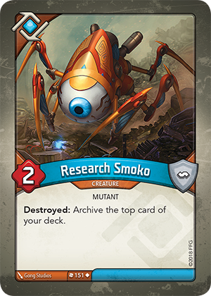 Card image for Research Smoko