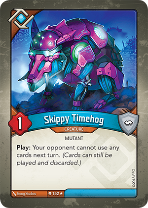 Card image for Skippy Timehog