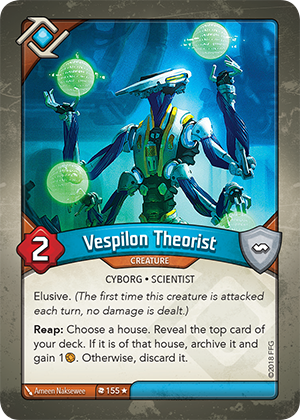 Card image for Vespilon Theorist