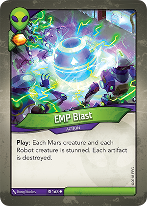 Card image for EMP Blast