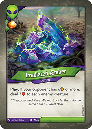 Card image for Irradiated Æmber