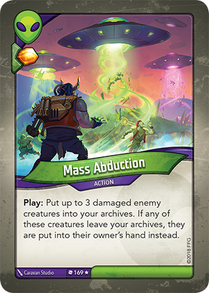 Card image for Mass Abduction
