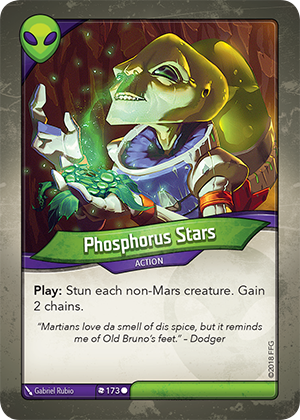 Card image for Phosphorus Stars