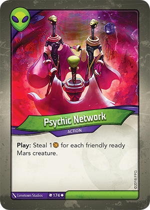 Card image for Psychic Network