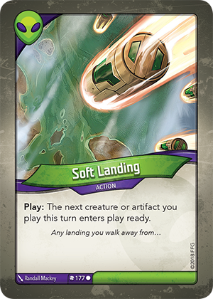 Card image for Soft Landing
