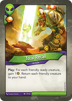 Card image for Total Recall