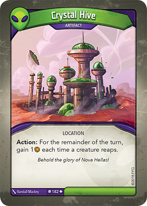 Card image for Crystal Hive