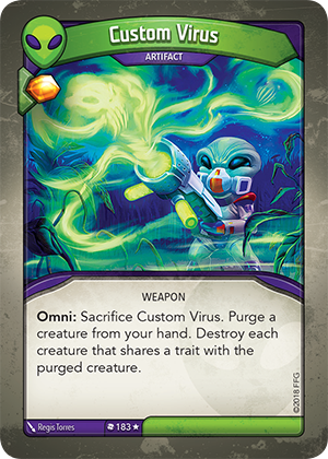 Card image for Custom Virus