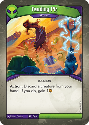 Card image for Feeding Pit