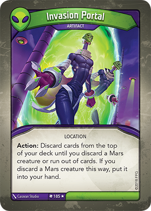 Card image for Invasion Portal