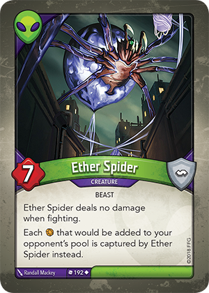 Card image for Ether Spider