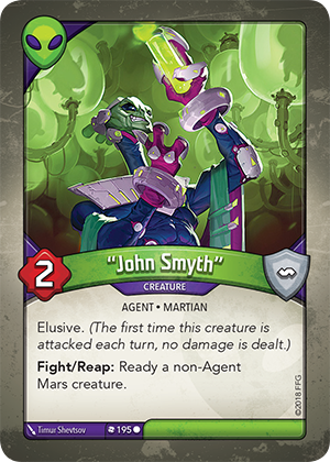 "Card image for ""John Smyth"""