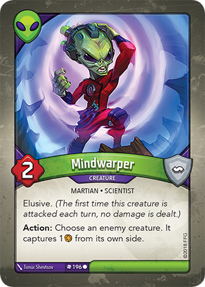 Card image for Mindwarper