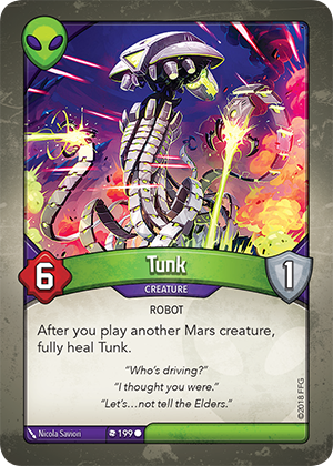 Card image for Tunk