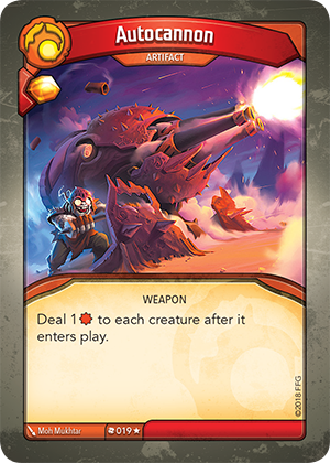 Card image for Autocannon