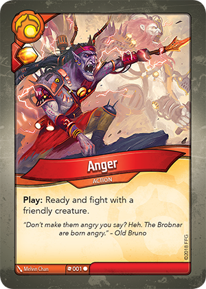 Card image for Anger