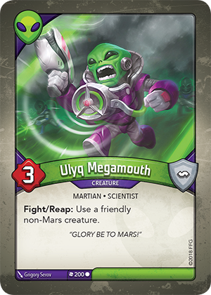 Card image for Ulyq Megamouth