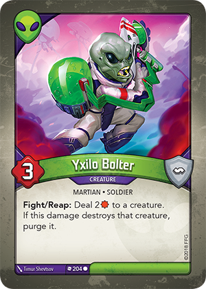 Card image for Yxilo Bolter