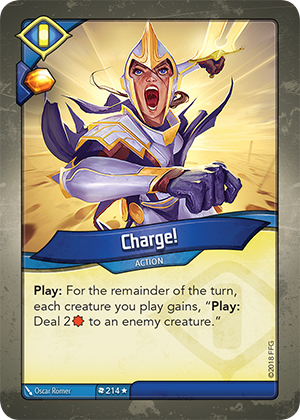 Card image for Charge!