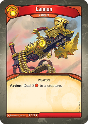Card image for Cannon