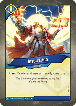 Card image for Inspiration