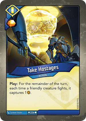 Card image for Take Hostages