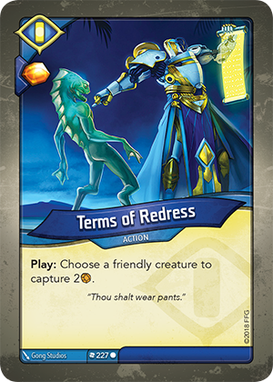 Card image for Terms of Redress