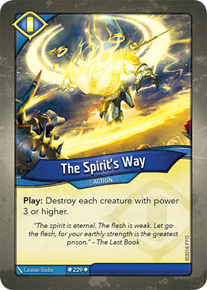Card image for The Spirit's Way