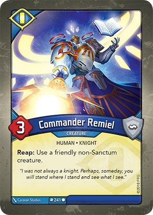 Commander Remiel