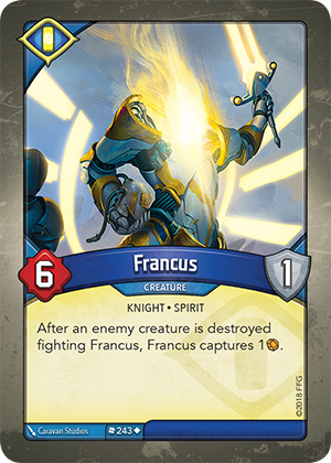 Card image for Francus