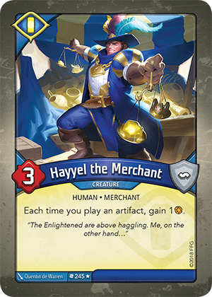 Card image for Hayyel the Merchant