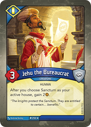 Card image for Jehu the Bureaucrat