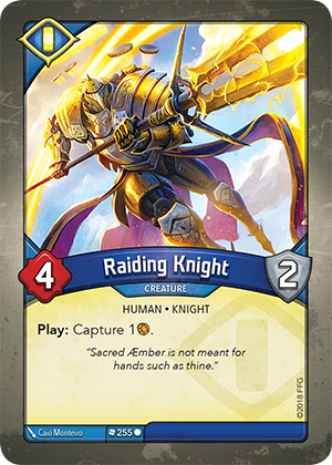 Card image for Raiding Knight
