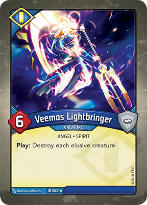 Card image for Veemos Lightbringer