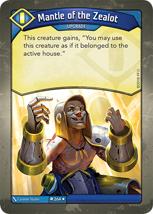 Card image for Mantle of the Zealot