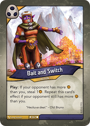 Card image for Bait and Switch