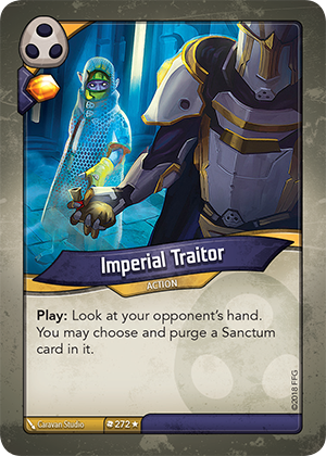 Card image for Imperial Traitor